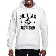 Sicilian Boxing Jumper Hoody