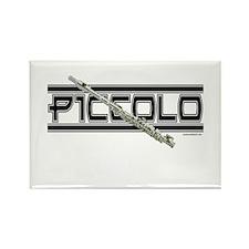 Piccolo Rectangle Magnet