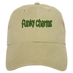 Green Funky Charms Baseball Cap