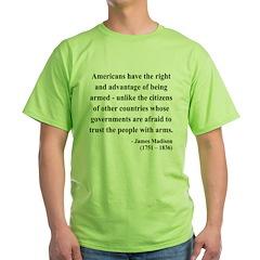 James Madison 6 T-Shirt