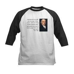 James Madison 6 Tee
