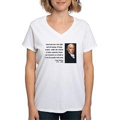 James Madison 6 Shirt