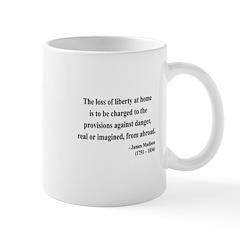 James Madison 3 Mug