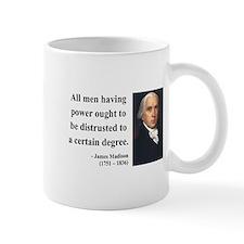 James Madison 1 Mug