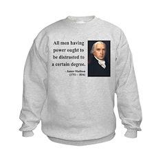 James Madison 1 Sweatshirt