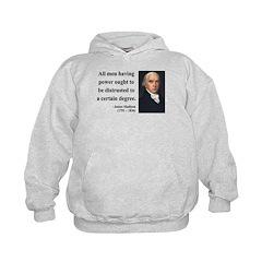 James Madison 1 Hoodie