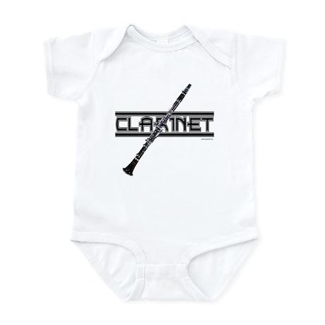 Clarinet Infant Bodysuit