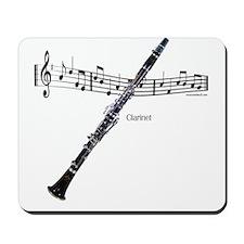 Clarinet Music Mousepad