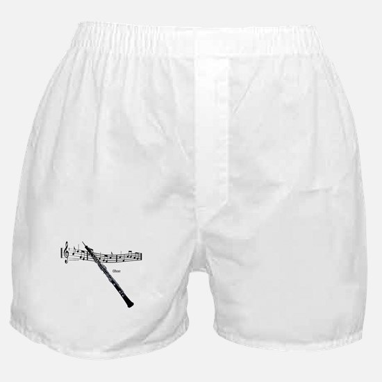 Oboe Music Boxer Shorts