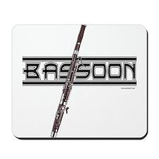 Bassoon Mousepad