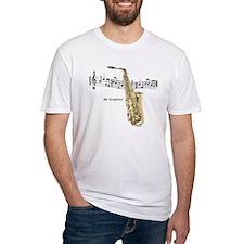 Alto Sax Music Shirt
