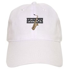 Saxaphone Baseball Cap