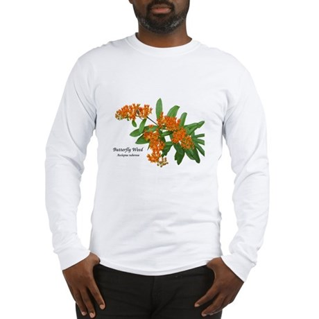 Butterfly Weed Long Sleeve T-Shirt