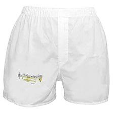 Trumpet Music Boxer Shorts