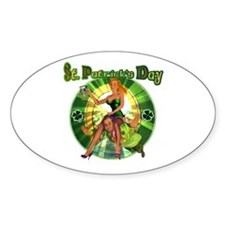St. Patrick's Day Irish Pride design Decal