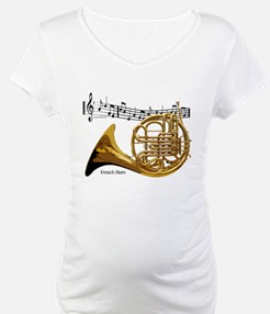 French Horn Music Shirt