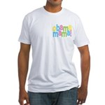 Obama Mama Fitted T-Shirt