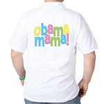 Obama Mama Golf Shirt
