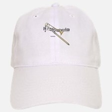 Trombone Music Baseball Baseball Cap