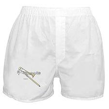 Trombone Music Boxer Shorts