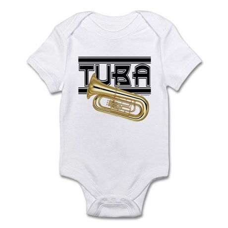 Tuba Infant Bodysuit
