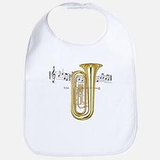 Tuba Music Bib
