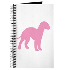 Pink Bedlington Journal