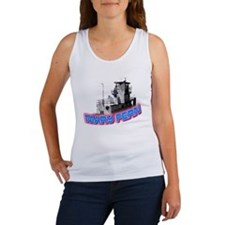The Mary Fern tugboat Women's Tank Top
