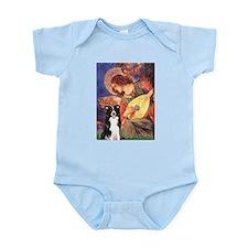 Angel (#3) / Border Collie Infant Bodysuit