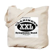 Symphonic Clarinets Tote Bag