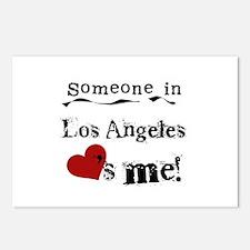 Los Angeles Loves Me Postcards (Package of 8)