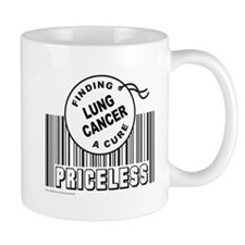 LUNG CANCER FINDING A CURE Mug