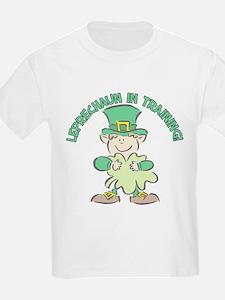LEPRECHAUN IN TRAINING! T-Shirt