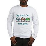 Aunt Triathlete Triathlon Long Sleeve T-Shirt