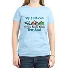 Aunt Triathlete Triathlon T-Shirt
