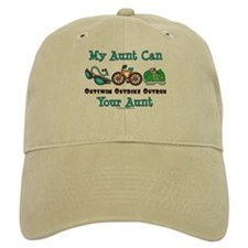 Aunt Triathlete Triathlon Baseball Cap
