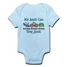 Aunt Triathlete Triathlon Onesie