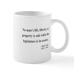 Mark Twain 39 Mug