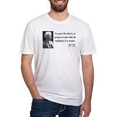 Mark Twain 39 Shirt