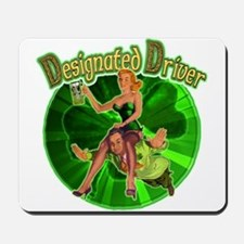 St. Patrick's Day designated driver gifts and shir