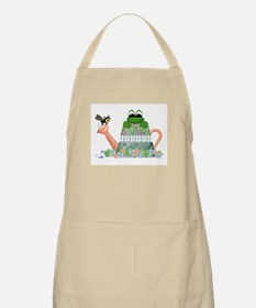 Lilly's Pad Watering Can BBQ Apron