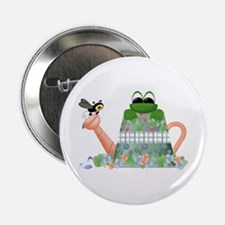 Lilly's Pad Watering Can Button