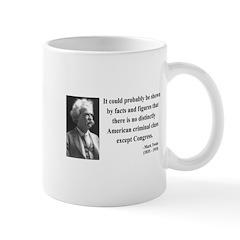 Mark Twain 16 Mug