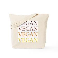 Vintage Vegan Tote Bag