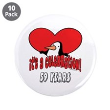"""59th Celebration 3.5"""" Button (10 pack)"""