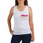 Flower Power Obama Women's Tank Top