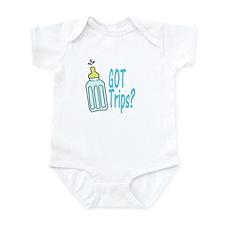 Got Trips? Infant Bodysuit