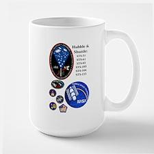 Hubble Composite Mug