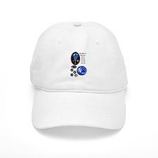 Hubble Composite Baseball Cap