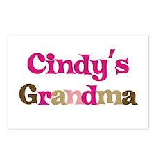 Cindy's Grandma Postcards (Package of 8)